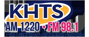 KHTS AM 1220 & 98.1 FM Santa Clarita Radio Logo